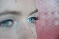 gazing (Simon_sees) Tags: closeup eyes looking staring gazing