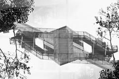 DSCF8120 (dustinmoore) Tags: blackandwhite bw abstract art architecture blackwhite artistic alt doubleexposure creative multipleexposure futurism bauhaus alternative abstractarchitecture alternativephotography artphotography newvision abstractphoto multiexpose abstractblackwhite
