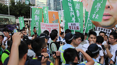 5-15-2016_Demonstration_MPA_19 (macauphotoagency) Tags: china new money streets outdoors university chief police government block macau demonstrations executive sai donations association chui macao on may15 protestants policeforce 5152016 newmacauassociation insatisfation