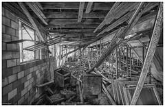 abandoned dairy (Dax Ward Photography) Tags: usa abandoned rotting urbandecay disused arkansas dairy sanatorium decayed decaying abandonedbuilding booneville abandoneddairy tuberculosissanatorium