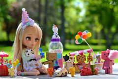 Vanilla and Danbos's party (Suki) Tags: party cute dolls pullip poisongirl pullipcustom