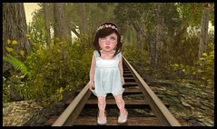 Railroad Cutie ft. Lazy Unicorn (delisadventures) Tags: road railroad trees summer brown tree cute green abandoned floral forest train wow fun outdoors spring scary toddler pretty outdoor lace tracks cream mint rail deer sl adventure flats lazy secondlife tiny half second jumper unicorn sheer trinkets td toddle vco slblog slfashion slbabe halfdeer secondlifefashion slkids slevents secondlifeblog slaccessories slfamily seconlifefashion slfashionblogger slfashions slbaby slfashionblog tinytrinkets slblogger cutebytes secondlifefashionblog toddleedoo toddleedoos slfashin lazyunicorn slbog slfashino slblogg toddleddoo cutebyets