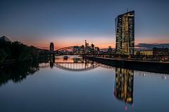 Citylights Frankfurt (Achim Thomae) Tags: city skyline germany cityscape hessen frankfurt stadt 2016 thomae achimthomae copyright2016achimthomae