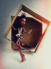 Delta (Artemis_Arty) Tags: monster high doll ooak
