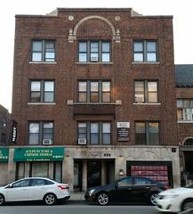 "Home of The Blond Alibi, ""Machine Gun"" Jack McGurn's Wife (Chicago Crime Scenes) Tags: chicago saint gangster massacre gang mob crime valentines moran mobster capone stvalentinesday"