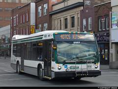 Durham Region Transit #8557 (vb5215's Transportation Gallery) Tags: bus nova durham transit region lfs drt 2015