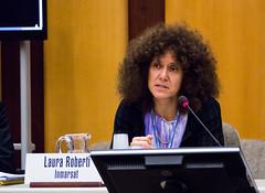 International Satellite Communication Symposium 2016 (ITU Pictures) Tags: inmarsat lauraroberti–director internationalsatellitecommunicationsymposium2016