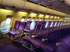 Reflets dans l'A380 (Iris.photo@) Tags: france a380 toulouse reflets blagnac avion intrieur aronautique aroscopia