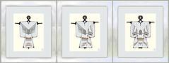 """Digital Kimono Picture """"Orientation Orientierung"""" for Okulario (Starting Point: Stage Callers` & Prompters` Office Ausgangspunkt Dienstzimmer Inspizienten Souffleusen) 3 Variationen Spiegelung Mirroring (hedbavny) Tags: kimono schnittmuster paperpattern sewingpattern plan map pfeil richtung note notiz antwort answer kommunikation dialog schaubild illustration inhalt form handschrift gedanke überlegung eingang ausgang durchgang türe door bibliothek library toilette wc abort dame woman frau stiege stufe stiegenhaus leiter ladder sprosse rung gang weg gehen unterwegs tatsache sachverhalt photo photography fotografie foto bild abbild layout design theater theatre backstage foyer zuschauerraum audience probe rehearsal dienstzimmer arbeitsraum workingroom workingchamber diary tagebuch hedbavny ingridhedbavny wien vienna austria österreich"""