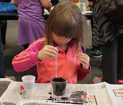 Georgetown Family Fun Night (ACPL) Tags: garden georgetown geo fortwaynein acpl familyfunnight allencountypubliclibrary