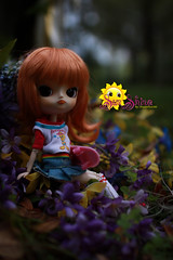 I will be your Ray of Sun on a rainy day (dreamdust2022) Tags: school cute girl sunshine happy doll sweet dal curious charming darling playful cuddles giggles elementary