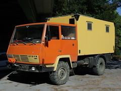 Steyr 91 (Norbert Bnhidi) Tags: austria frohnleiten truck vehicle steyr sterreich autriche ustria oostenrijk  ausztria styria steiermark estiria styrie stiria estria stiermarken  stjerorszg