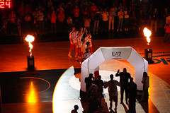 IMG_6083 (seba82) Tags: canon basket pallacanestro olimpiamilano grissinbon pallacanestroreggiana eos5dmkii seba82 sebastanosalati sebastianosalatigmailcom wwwsebastianosalatiit emporioarmanai