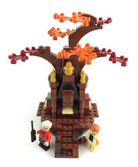 The Real Adventures of Jonny Quest (Mr.Savath_Bunny) Tags: tree jessie race real lego map dr tomb jungle jonny adventures quest puzzles bannon minifigures hadji