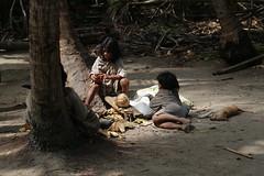 Indiginas Wayuu Tayrona National Park Colombia (nick taz) Tags: colombia tayrona wayuu indiginas