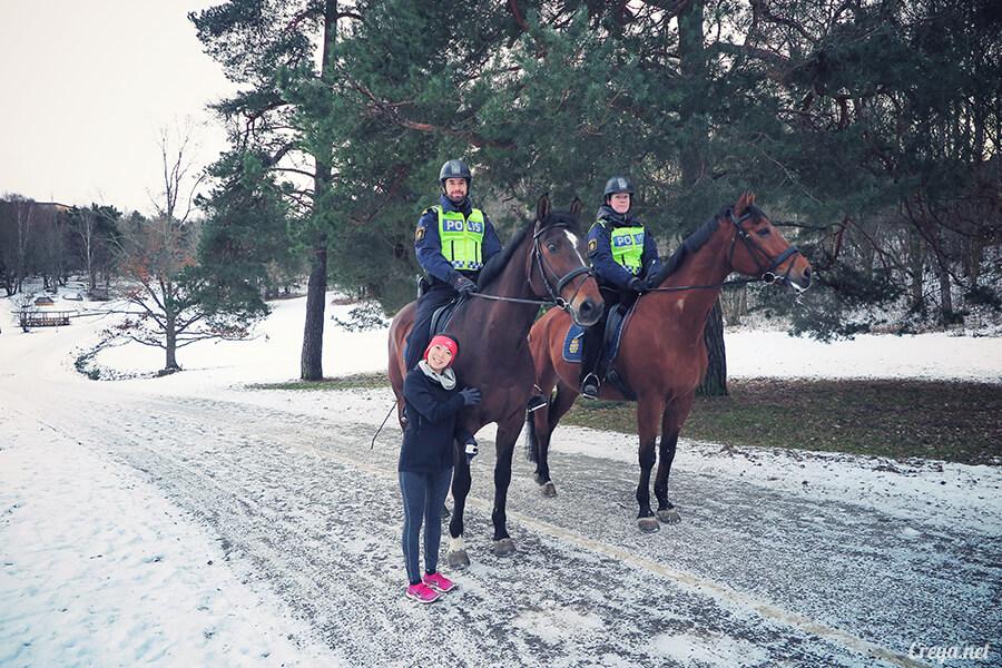 2016.06.23 ▐ 看我歐行腿 ▐ 謝謝沒有放棄的自己,讓我用跑步遇見斯德哥爾摩的城市森林秘境 18