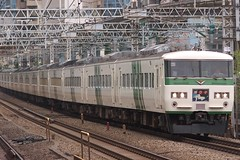 Odoriko (elminium) Tags: japan train tokyo railtrack jreast odoriko dmcg1