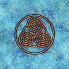 spiral (chrisinplymouth) Tags: spirality art pattern design spiral image whorl coil abstract cw69x artwork square symmetry curl digitalart triskele cw69sym symbol triskelion triplespiral celticspiral celtic trisquel geometric geometry circle round cw69spiral
