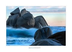 Capo Testa, Sardegna (mariafancello) Tags: sardegna blue sea sky italy water rocks north capo testa
