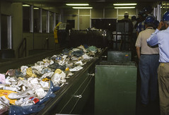 048 1993-07 Ocean County Materials Processing Facility, NJ (crobart) Tags: recycling facilities new jersey kodachrome slide slides 1993 july