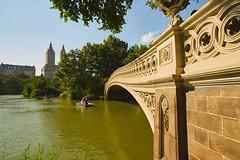 """Central Park"" (PamBolingPhoto) Tags: nyc newyorkcity centralpark bowbridge"