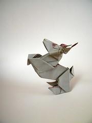 Conejo - Oriol Esteve (Rui.Roda) Tags: origami papiroflexia papierfalten rabbit lapin coelho conejo oriol esteve