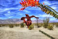 IMG_9805_tonemapped (Michael F. Nyiri) Tags: california southerncalifornia anzaborrego desert ricardobreceda art sculpture metalsculpture temeculacalifornia