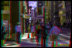 Toronto Streetphotography 3-D / Anaglyph / Stereoscopy / HDR / Raw (Stereotron) Tags: toronto to tdot hogtown thequeencity thebigsmoke torontonian downtown financialdistrict streetphotography urban citylife architecture pedestrians sidewalk traffic north america canada province ontario anaglyph anaglyph3d redcyan redgreen optimized anaglyphic anabuilder 3d 3dphoto 3dstereo 3rddimension spatial stereo stereo3d stereophoto stereophotography stereoscopic stereoscopy stereotron threedimensional stereoview stereophotomaker stereophotograph 3dpicture 3dglasses 3dimage twin canon eos 550d yongnuo radio transmitter remote control synchron in synch kitlens 1855mm tonemapping hdr hdri raw