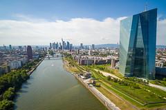 Aerial Frankfurt (Haussmann Visuals) Tags: frankfurt drone aerial mainhattan
