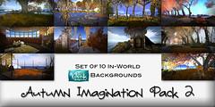 KaTink - Autumn Imagination Pack 2 (Marit (Owner of KaTink)) Tags: katink my60lsecretsale annemaritjarvinen 60l 60lsales 60lsalesinsl secondlife salesinsl photography poses