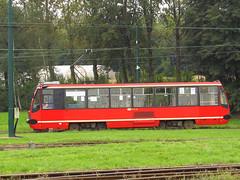 Konstal/Modertrans 105N-AC, #664, Tramwaje lskie (transport131) Tags: tram tramwaj t bdzin kzk gop konstalmodertrans 105nac