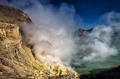 java - ijen (peo pea) Tags: indonesia giava java ijen cratere crater hard work miners mine sulfur zolfo reportage leica leicaq