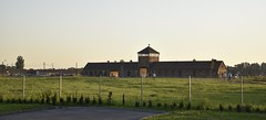 Auschwitz II concentration camp: buildings (SpirosK photography) Tags: auschwitz concentration camp concentrationcamp auschwitzconcentrationcamp auschwitzii poland oswiecim    abandoned  building