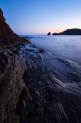Le Cap (la mirgue) Tags: sunset sea seascape nikon nikkor 1024mm d7000