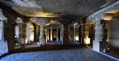 India - Maharashtra - Ajanta Caves - Cave 21 - 15 (asienman) Tags: india maharashtra ajantacaves cave21 asienmanphotography