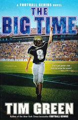 The Big Time (Vernon Barford School Library) Tags: new school atlanta fiction green sports sport georgia reading book tim football high library libraries father hard reads son books read criminal relationship cover junior novel covers bookcover middle vernon relationships recent atlantafalcons bookcovers novels fictional hardcover criminals barford hardcovers fathersonrelationship vernonbarford 9780061686191