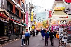 Seoul: Hongdae (Seoul Korea) Tags: asian asia capital korea seoul southkorea   hongdae kpop  republicofkorea canoneos6d flickrseoul sigma2470mmf28exdghsm hongdaefashion