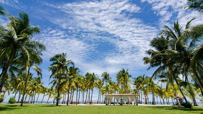 Bohol Beach Club - Parco