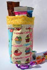 Cestinha Candy (Canteiro de Ideias) Tags: candy box handmade artesanato craft tecido portatreco cestinha