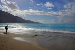 Selfie time! (Ölüdeniz, Turkey) (armxesde) Tags: blue sea beach water clouds strand turkey sand pentax aegean türkei ricoh anatolia oludeniz k3 ölüdeniz anatolien anadolu ägäis