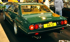 Ferrari 400i Automatico (1983) (Transaxle (alias Toprope)) Tags: auto italy art classic cars beautiful beauty car wheel vintage amazing nikon italia power antique wheels engine ferrari voiture exhibition legendary historic retro exotic coche soul carros classics moto carro oldtimer salon motor bella autos veteran legend iconic macchina rare disegno coches veterans clasico autodepoca depoca voitures toprope padova fiera pininfarina storico 2014 macchine klassik motore classica d90 motorklassik bellamacchina autoemotodepoca