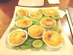 Restaurant paracas; miam miam