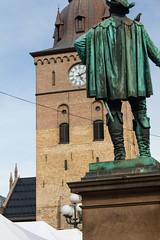 Oslo Domkirke - La cattedrale (liviob) Tags: oslo europa chiesa duomo scandinavia viaggio norvegia religione