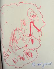 My son's drawing at 4yo (cod_gabriel) Tags: drawing son dessin dibujo filho fiu tegning desenho disegno hijo fils zeichnung tekening sohn figlio  teckning rysunek rajz piirustus   desen menggambar