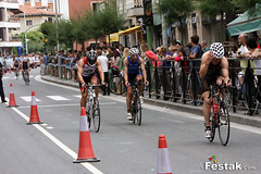 Zarautzko triatloia 2015 10