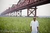 Zico Vai under The Hardinge Bridge (Faisal Akram Ether) Tags: bridge rahman bangladesh zico the pakshi hardinge pabna ishwardi rashat