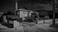 Flinders Park, South Australia (Andrew_Dempster) Tags: longexposure nightphotography blackandwhite bw house night blackwhite suburban suburbia australia sa southaustralia bnw stobie flinderspark