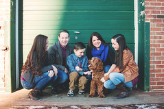 Francis Family. (NEW|photography) Tags: family winter sunset portrait nikon d90