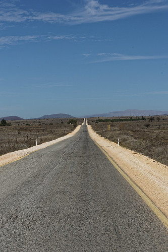Route 98 durch den Golan