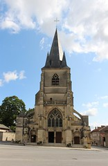 Cormicy (haberlea) Tags: france church architecture champagne gothic medieval middleages cormicy